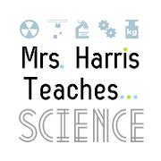 MrsHarrisTeaches Logo Button