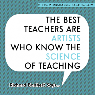 Teacher-Quote-Richard-Bankert-Design-by-Mrs-Harris-Teaches-Science
